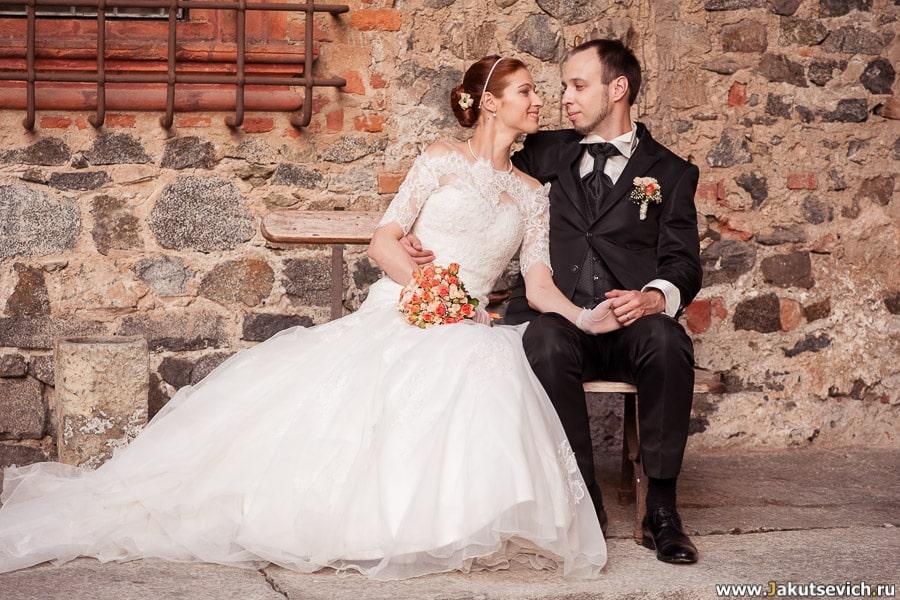 средневековая свадьба в Италии