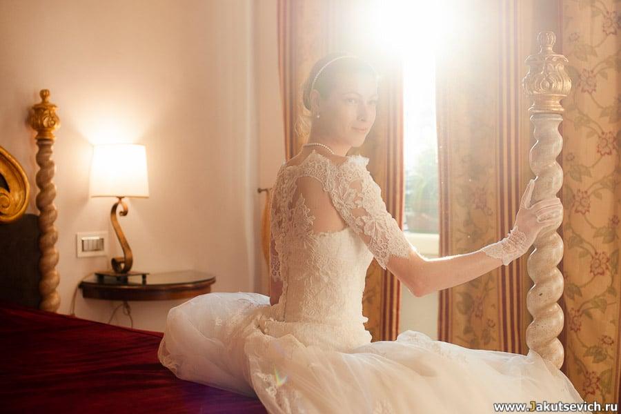 невеста в доме Джульетты