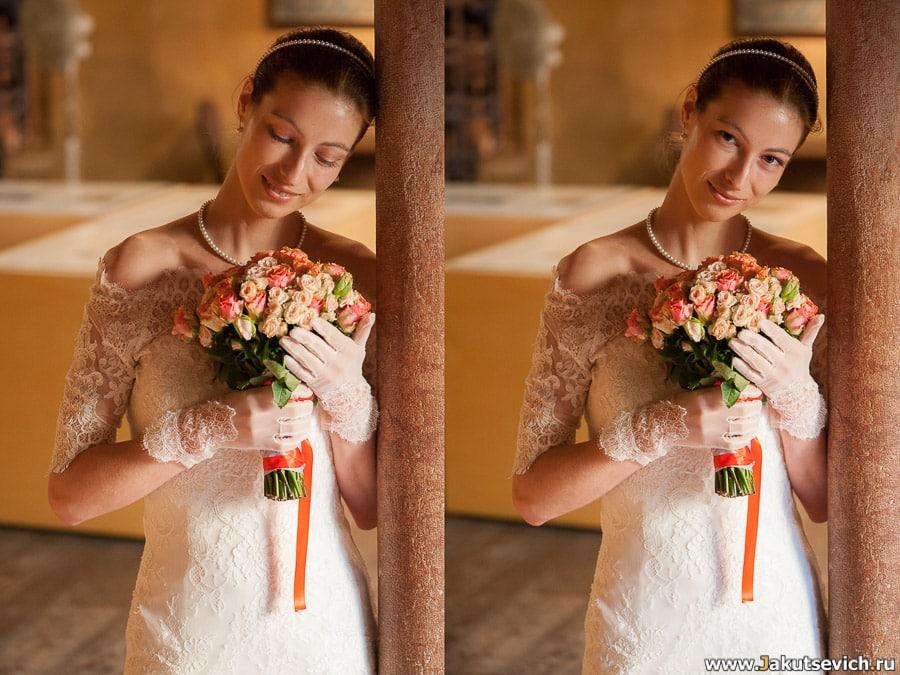 портрет невесты в Вероне