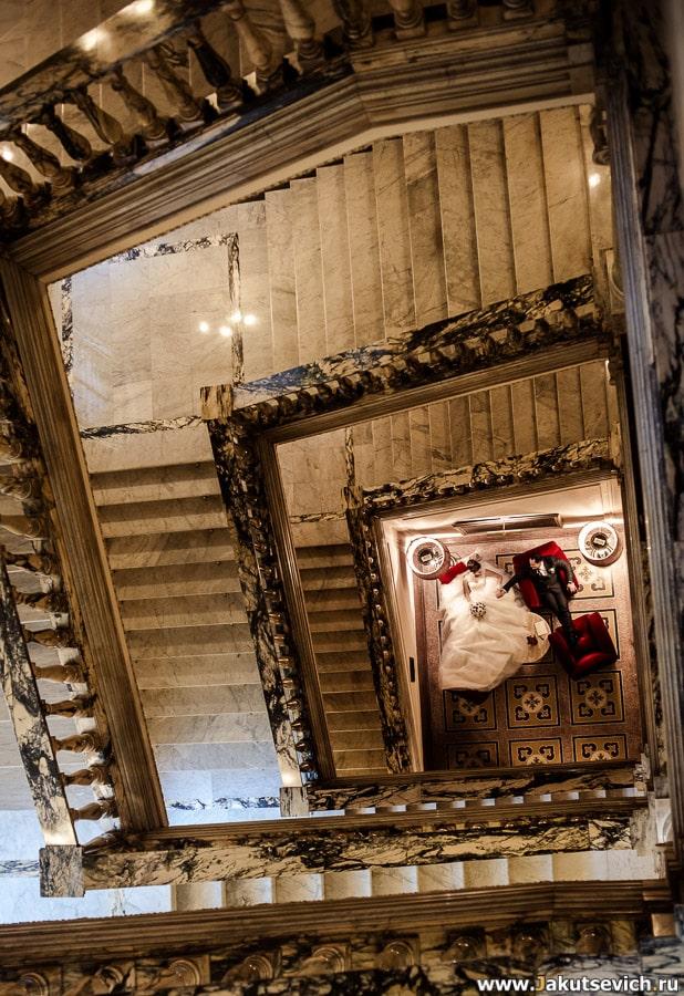 профессиональная свадебная фотосессия в Риме