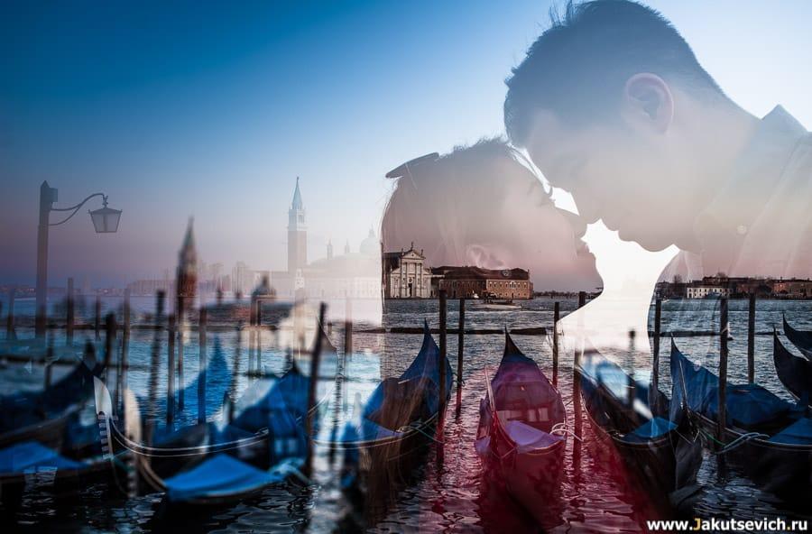 Фотограф в Венеции Артур Якуцевич