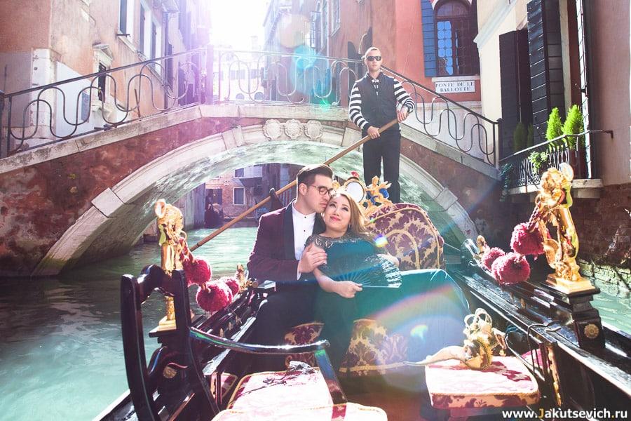 Венеция в апреле фотосессия для влюбленных