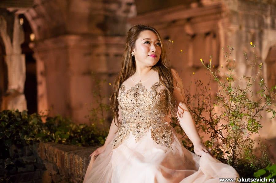 Невеста в Риме