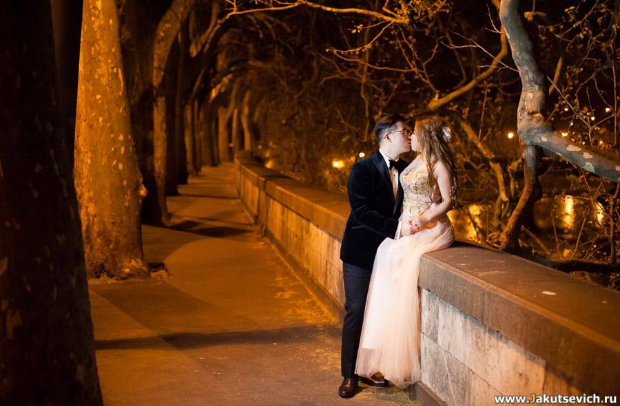 Где провести ночную фотосессию в Риме?