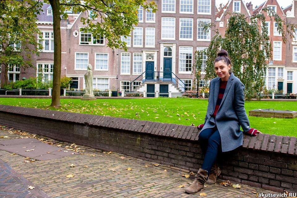 Октябрь в Амстердаме погода