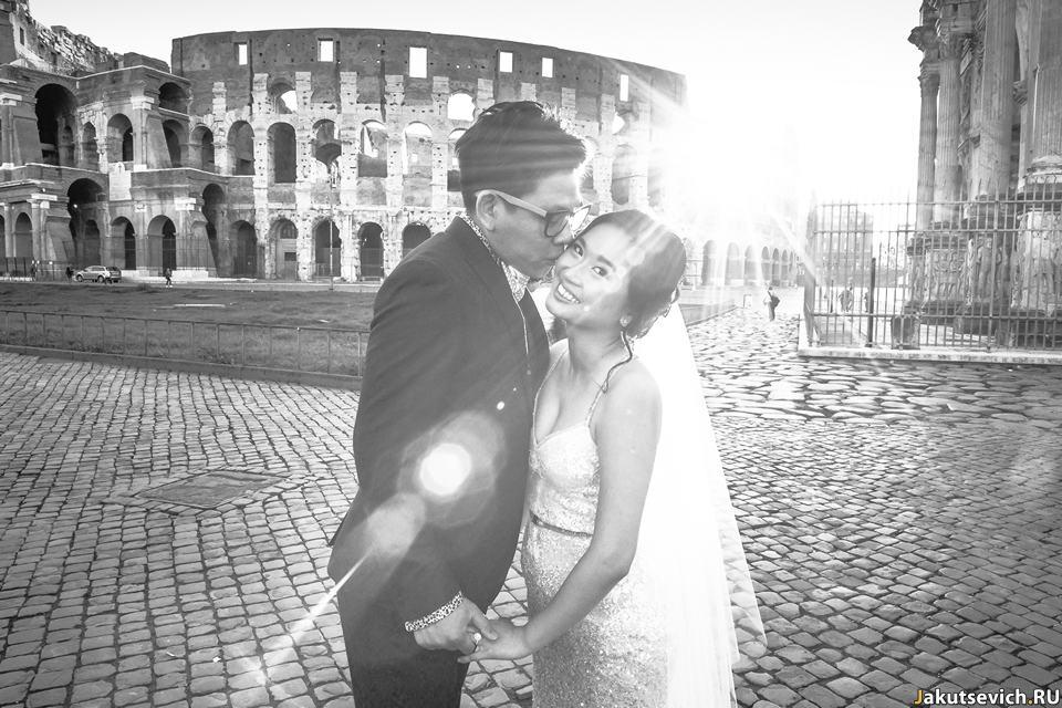 Профессиональный фотограф в Италии