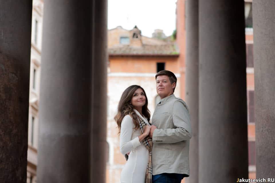 Фотосессия у Пантеона