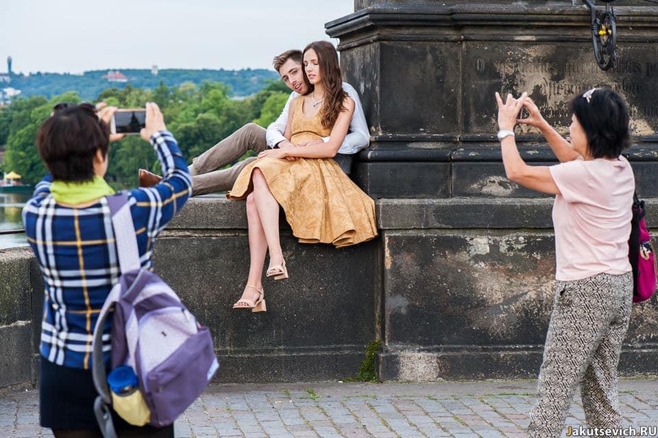 Фотографы в Праге