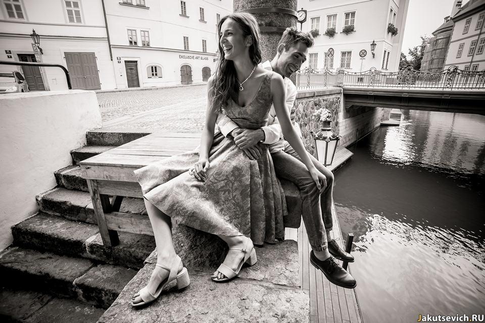 Где фотографироваться в Праге
