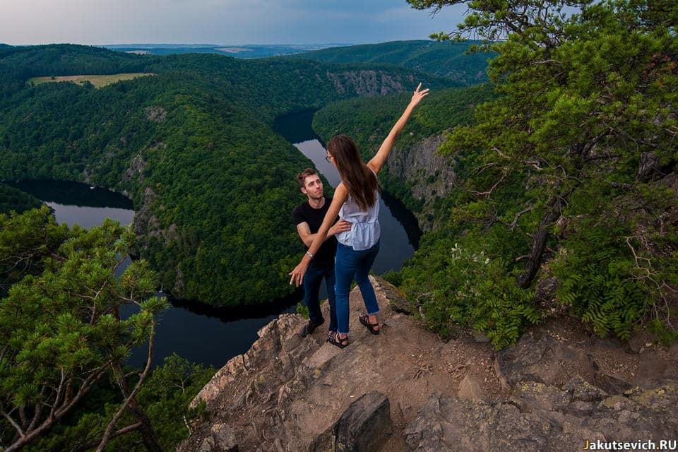Идеи для фотосессии в горах