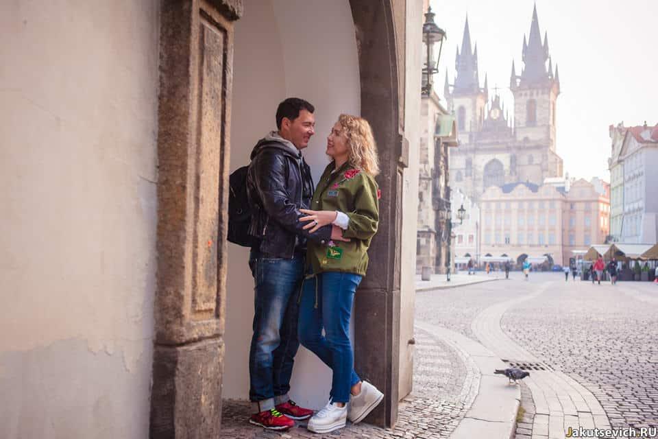 Идеи для фотосессии в Праге