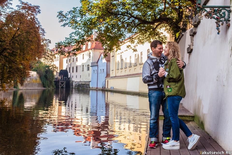 Сколько стоит фотосессия в Праге