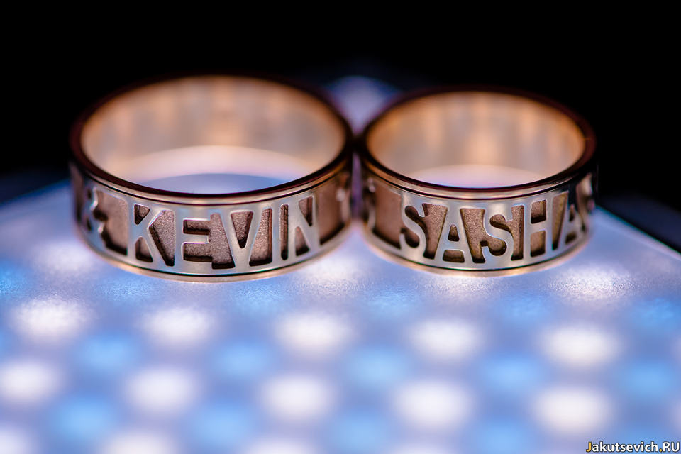 Свадебные кольцы