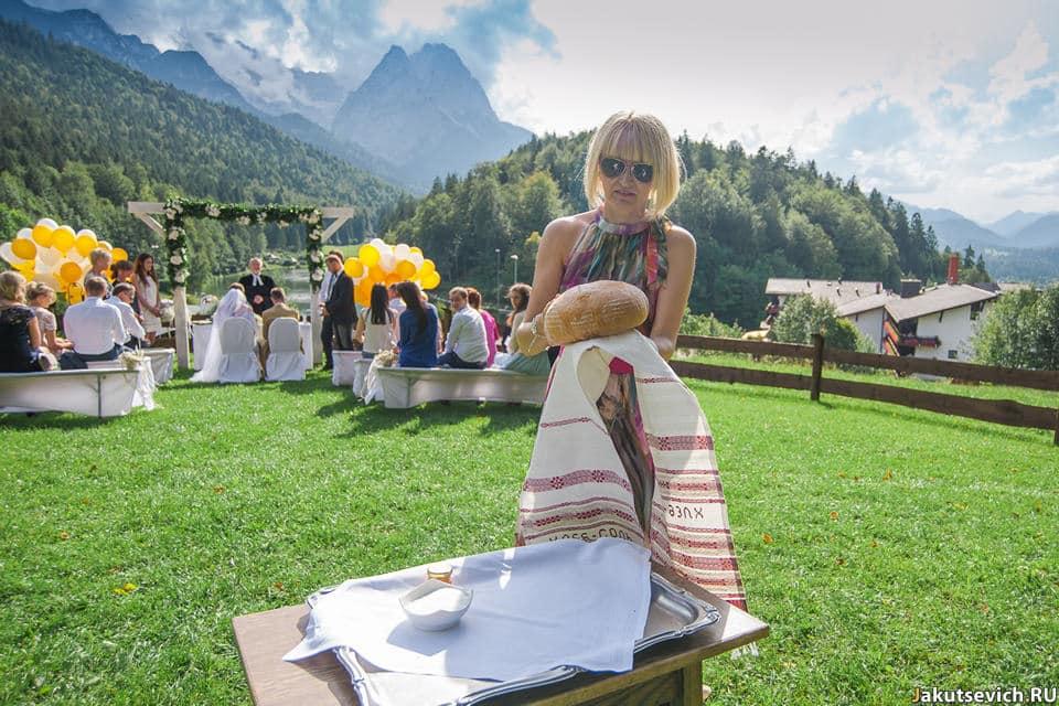 Традиции на свадьбе в Германии