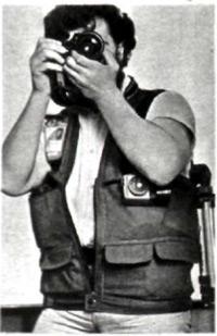 техника фотографа жилет
