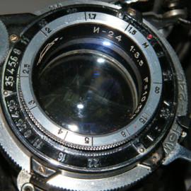Эльмар – легендарный 50-мм объектив