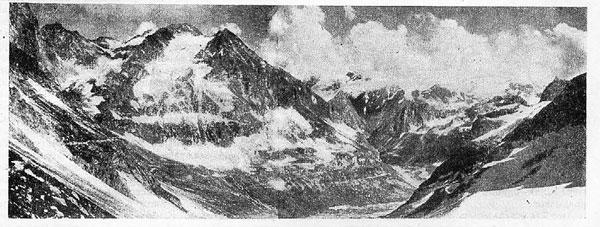 1934 год советские горы