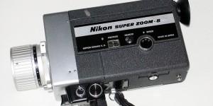 Любительские кинокамеры для съемки свадеб