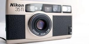Никон 35Ti лучшая пленочная камера всех времен