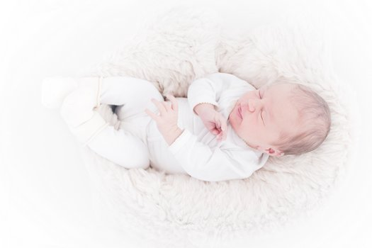 фотографируем младенца креативно