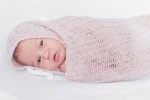 светлая красивая фотография ребёнка