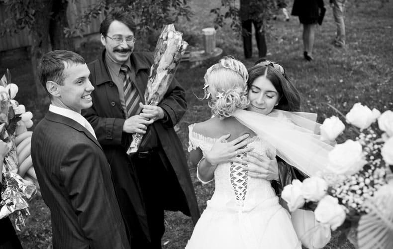 свадебные эмоции, словить момент