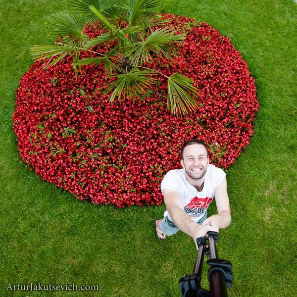 фотография фотографа в Праге