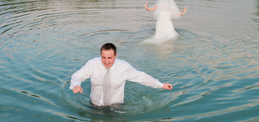 Свадьба в Бресте Валентина и Надежды