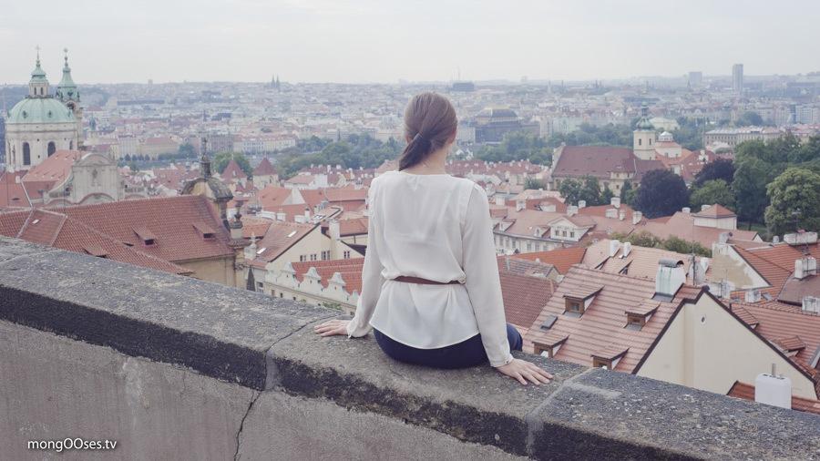 Фотосессия в Праге для Алёны