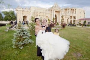 фото свадьбы в Варшаве