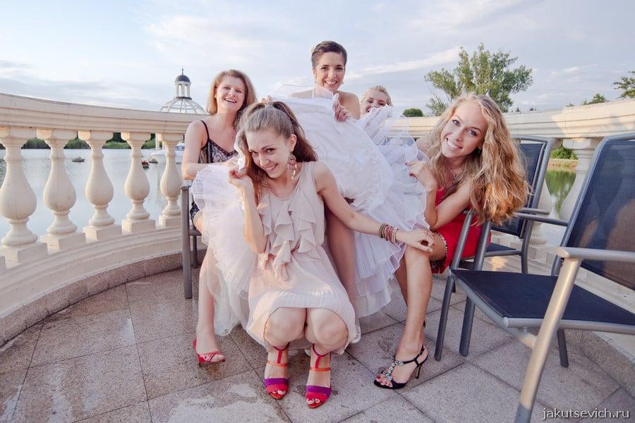 Свадьба в Польше в июне Славомира и Юли