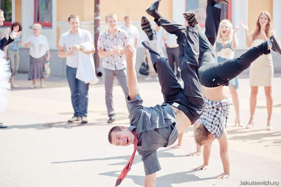 Танцы на улице Советской