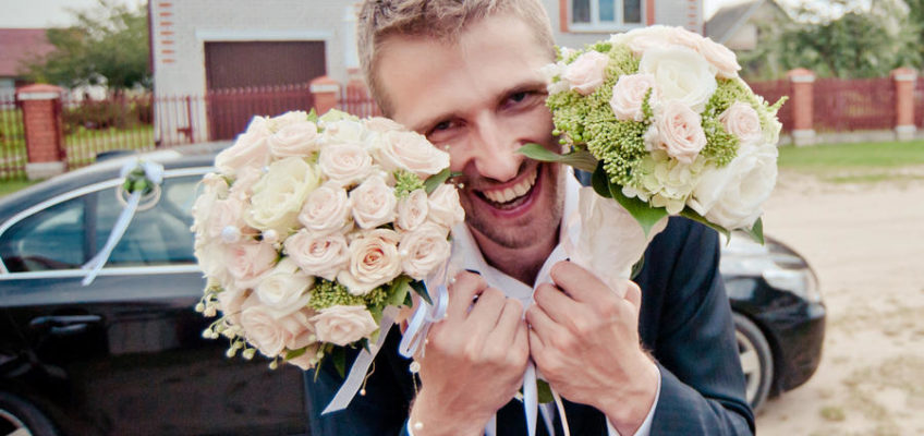 groom_with_flowers