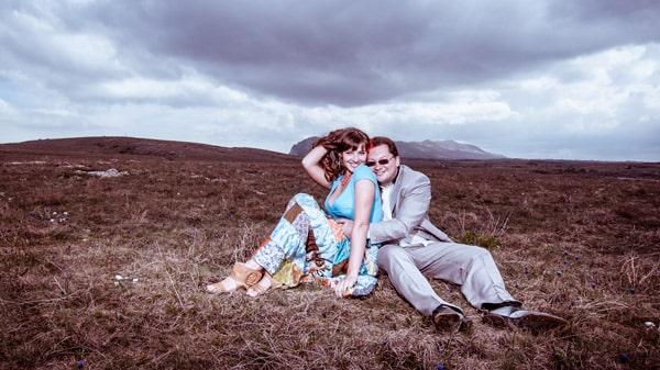 фотосессия до свадьбы в горах