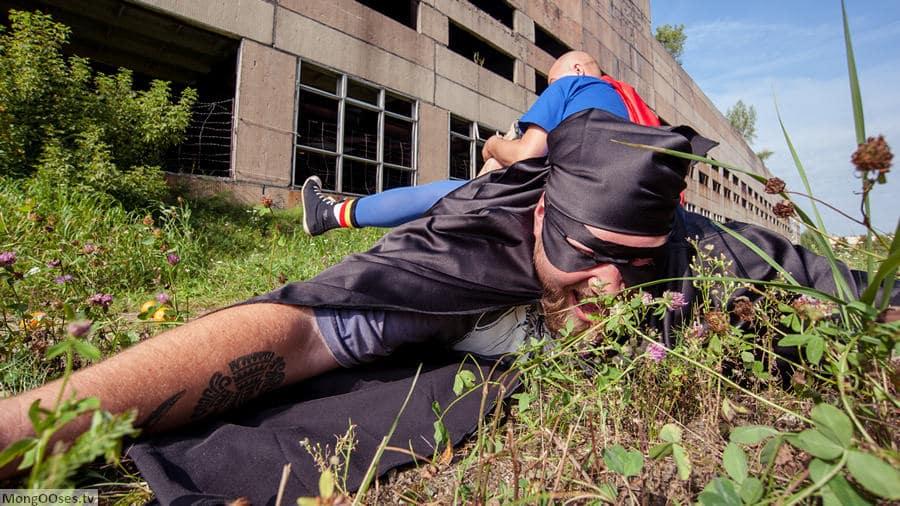 Фотосессия в Бресте - история настоящего супер героя