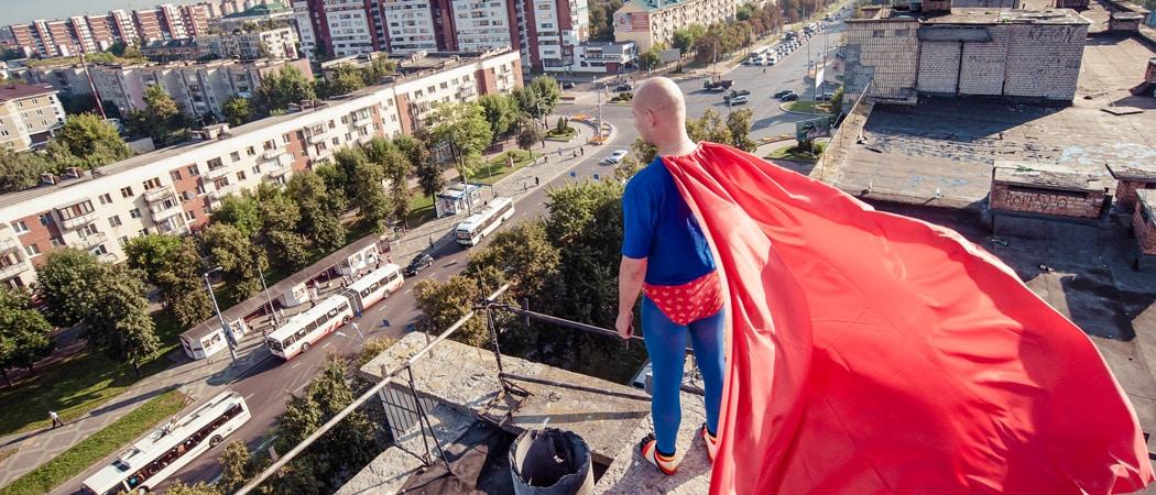 свадебная фотосессия в Бресте история любви супермена