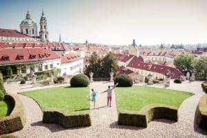 фотосессия из Праги
