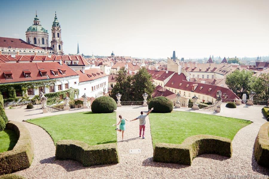 Фотограф в Праге Артур Якуцевич
