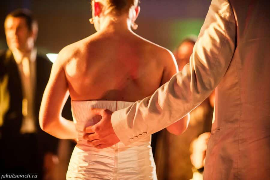 Свадьба в Германии - жених и невеста