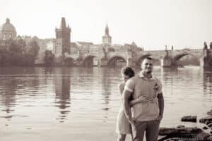 красивое фото у Карлова Моста