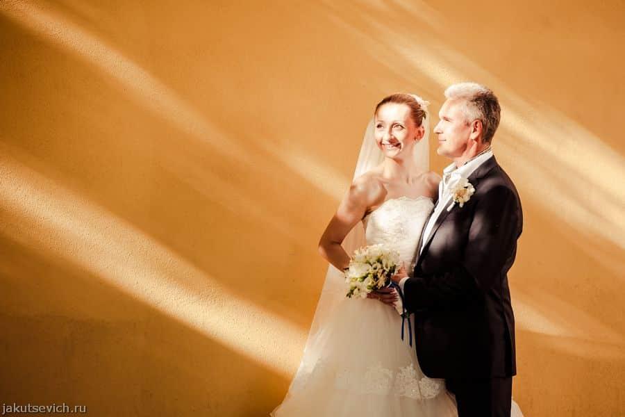 Свадебная фотосессия в Праге - фотограф в Чехии Артур Якуцевич