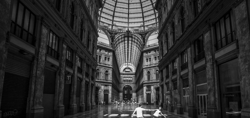 Италия Неаполь фото