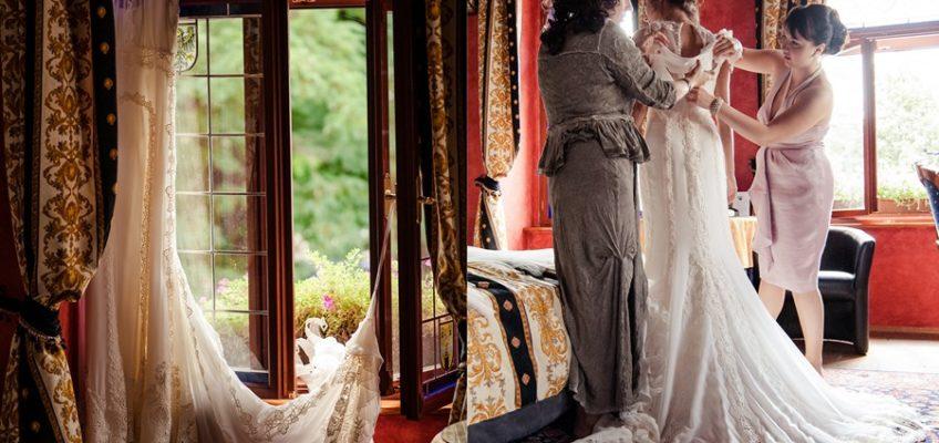 красивая свадьба в Праге летом
