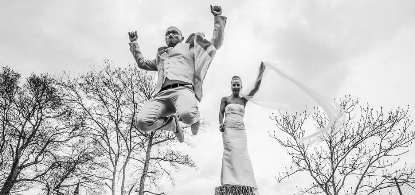 Свадьба в Германии Андреаса и Татьяны в апреле
