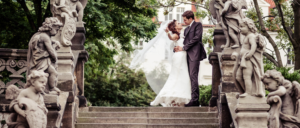 Свадьба в чешском замке Либлице