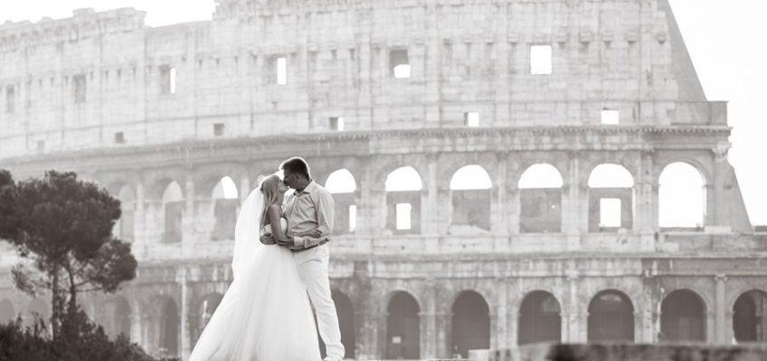 Колизей-главная достопримечательность Рима