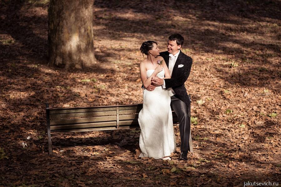 Свадебная фотосессия в Риме