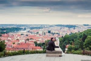 свадьба за границей в Праге