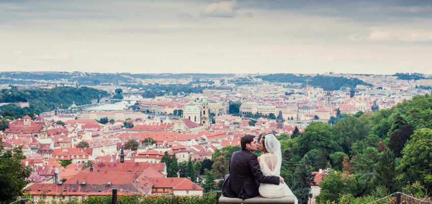 свадьба за границей в Чехии