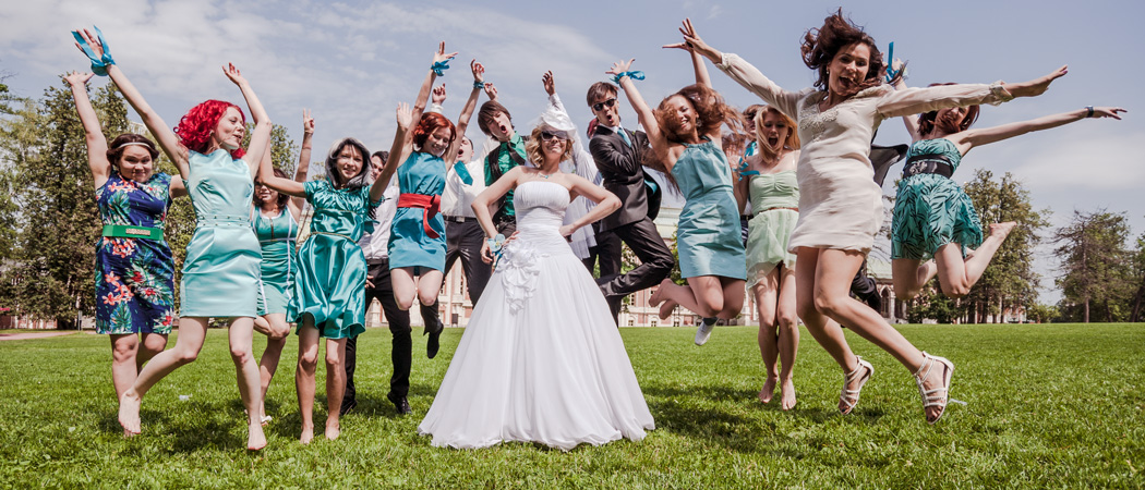 Конкурсы для подростков на свадьбу